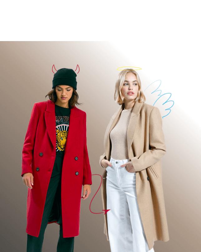 Wool is cool - Pimkie