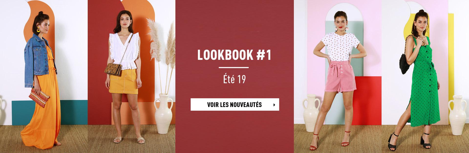 Lookbook #1 Été 19