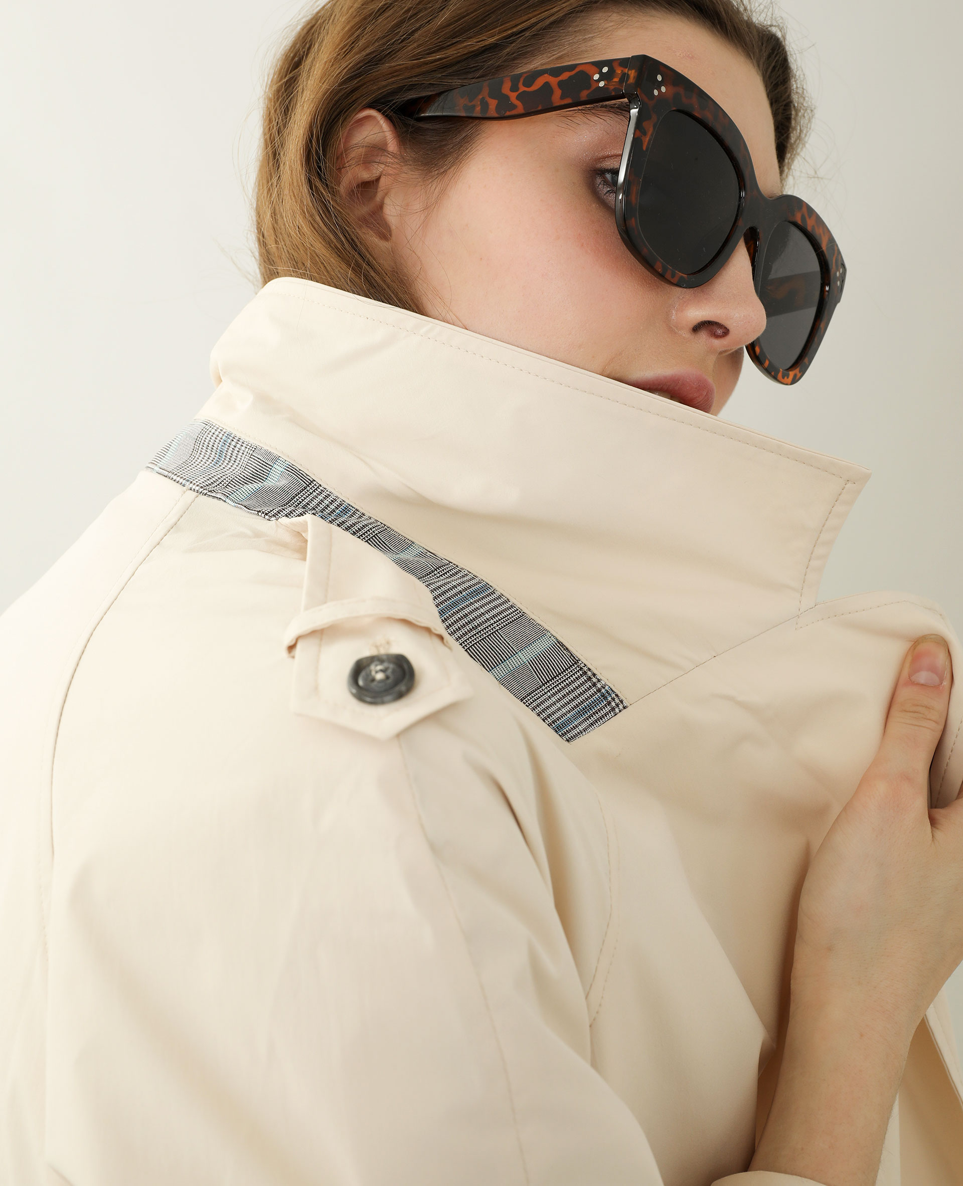 Trench long beige - Pimkie