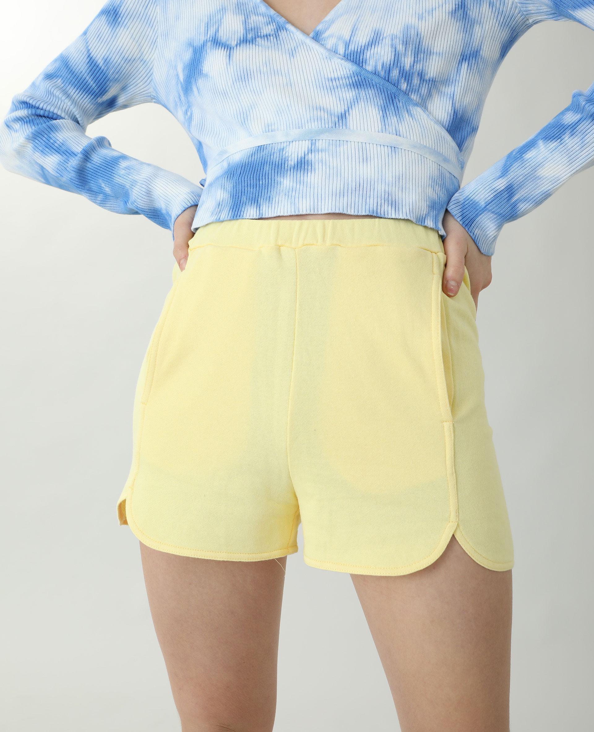 Short jaune - Pimkie