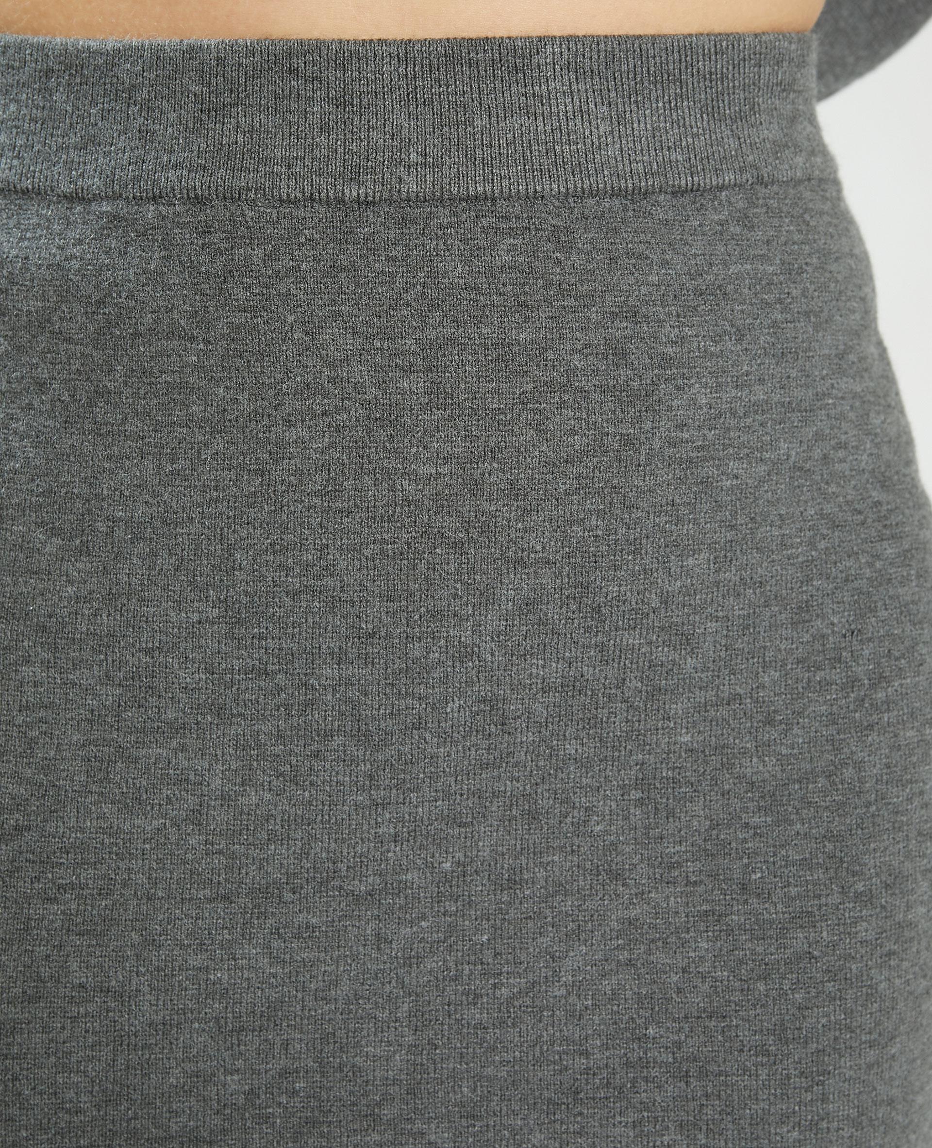 Jupe gris - Pimkie