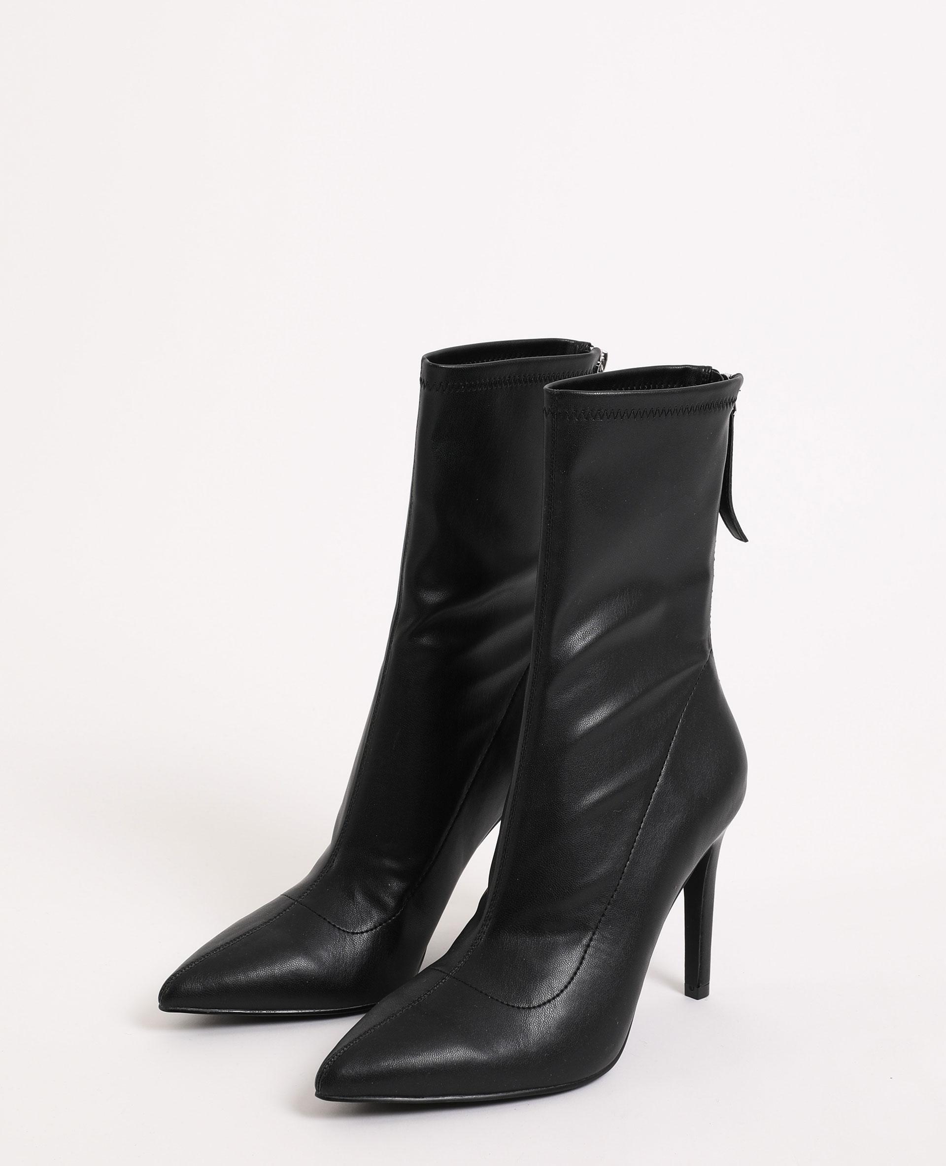 Boots pointues noir - Pimkie
