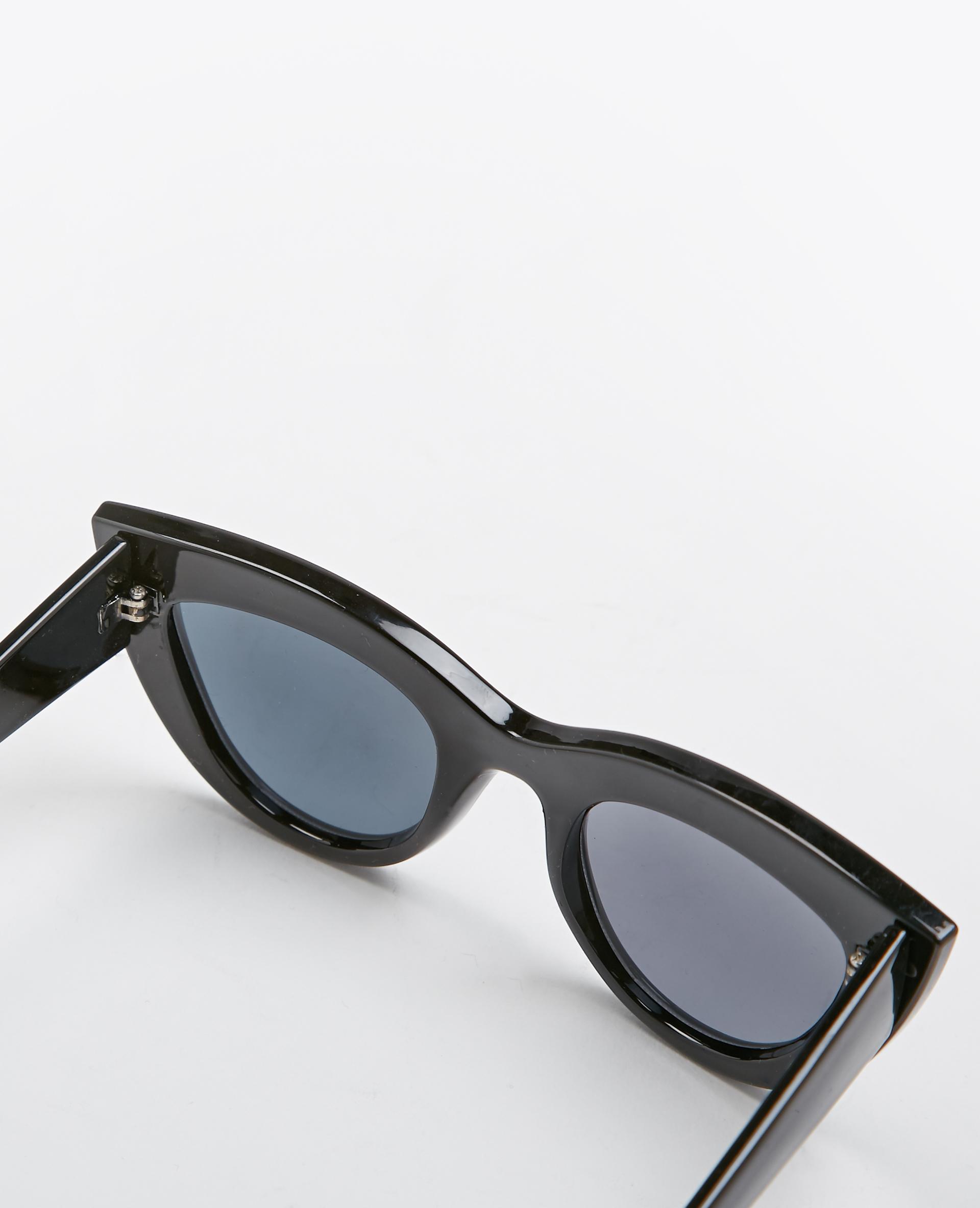 new release a few days away shop best sellers Lunettes de soleil cat eye noir - 916397899A08 | Pimkie