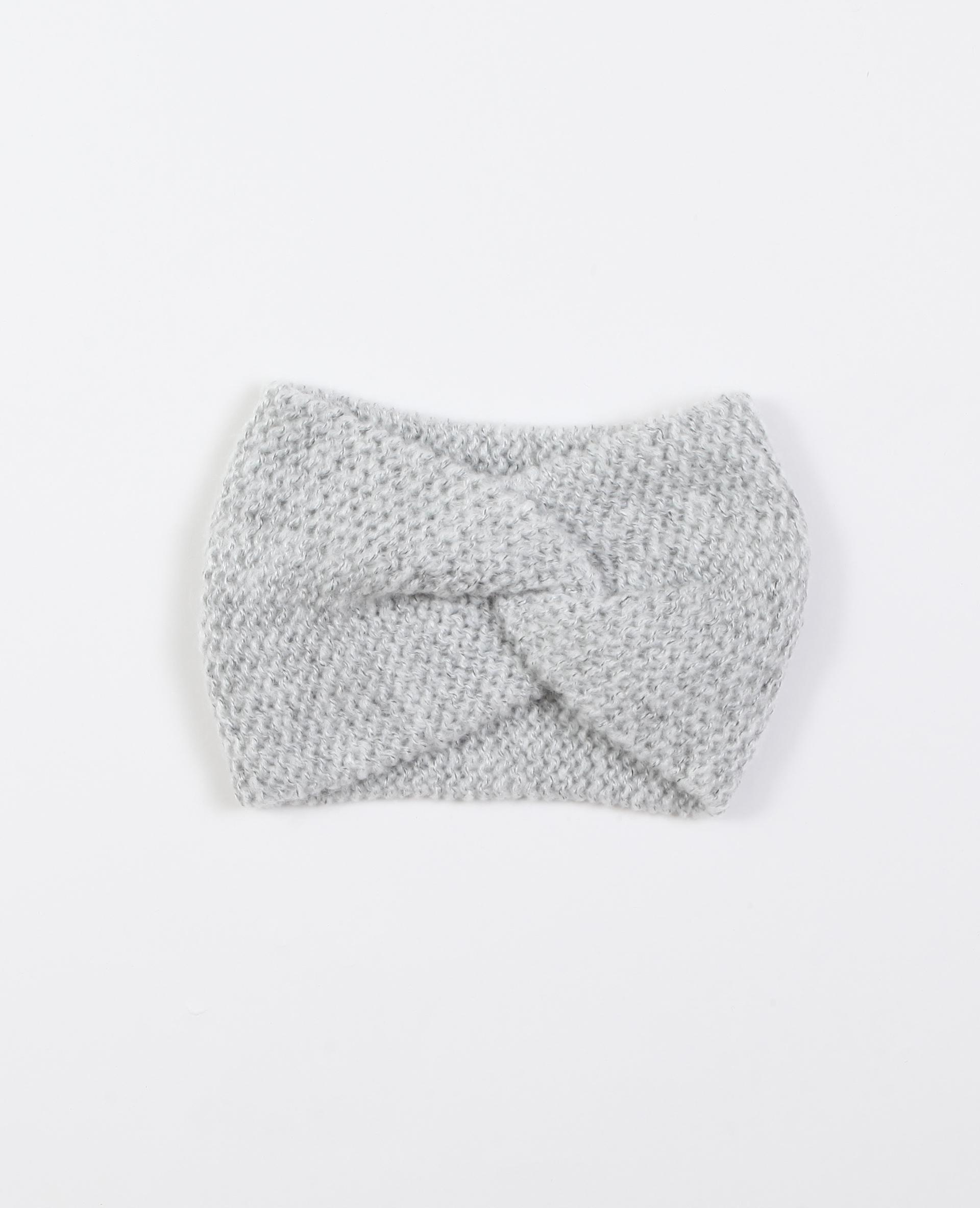 Headband twisté gris perle - Pimkie
