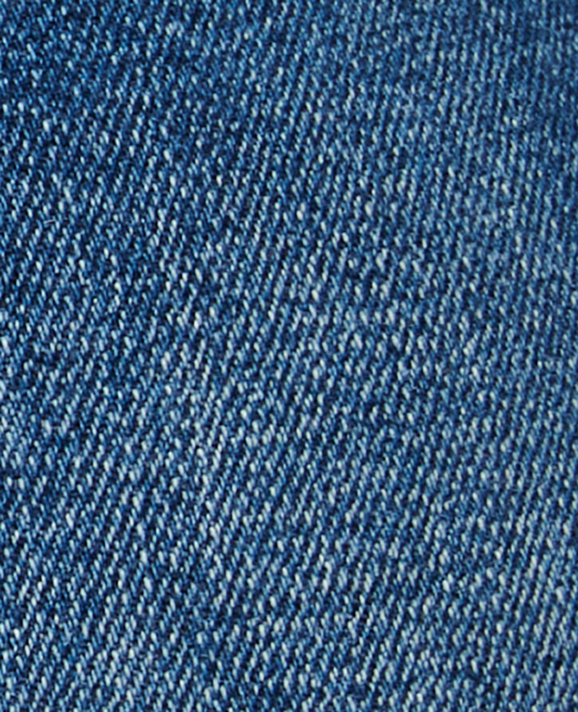 Jean flare taille haute bleu denim - Pimkie