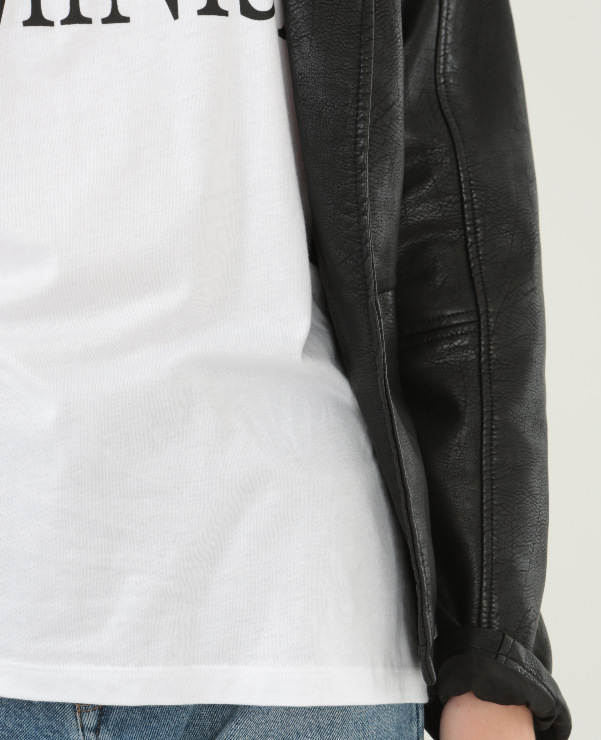"""T-shirt """"Feminist"""" collection limitée blanc - Pimkie"""