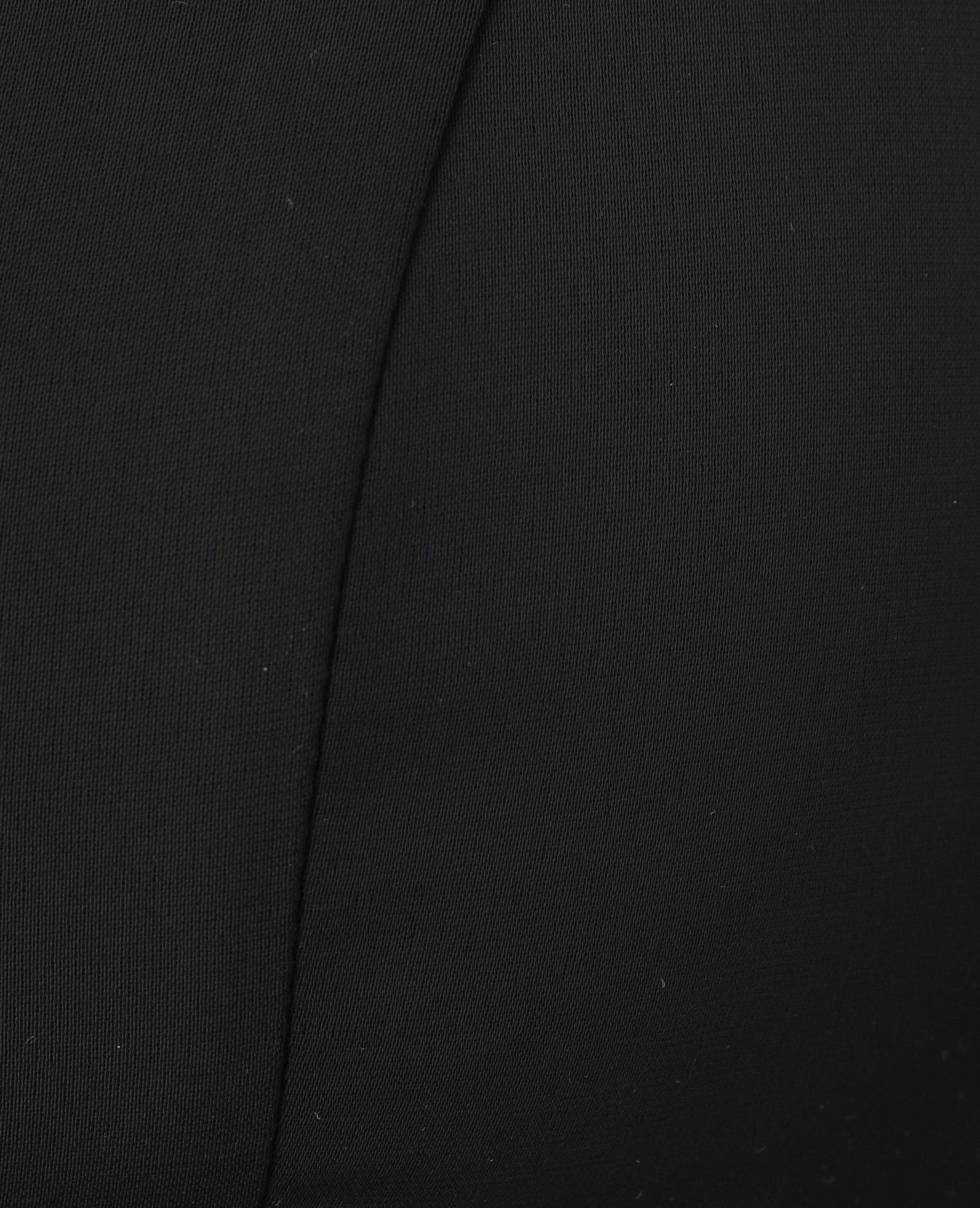 Brassière effet soie noir - Pimkie