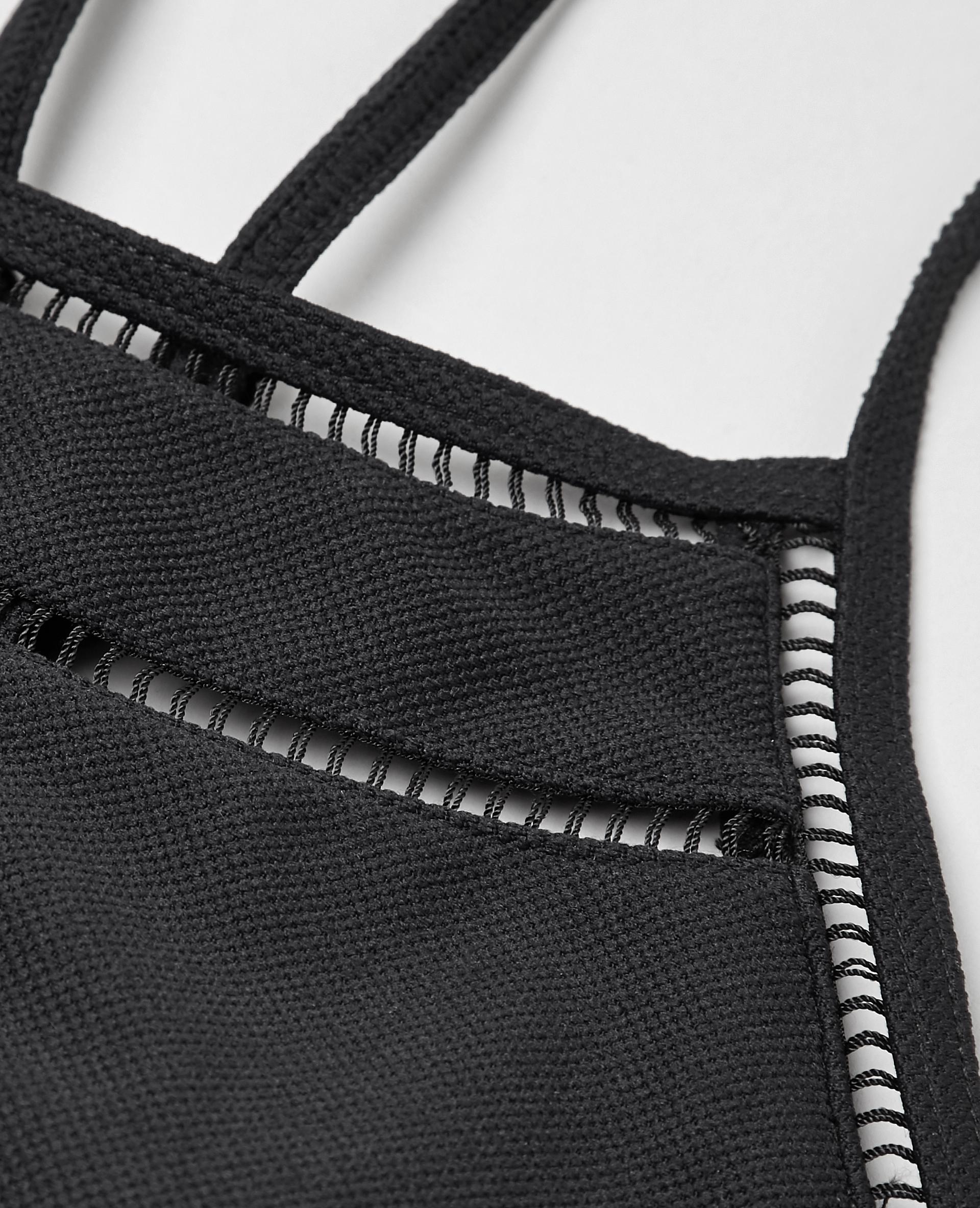 Haut de maillot de bain brassière noir - Pimkie