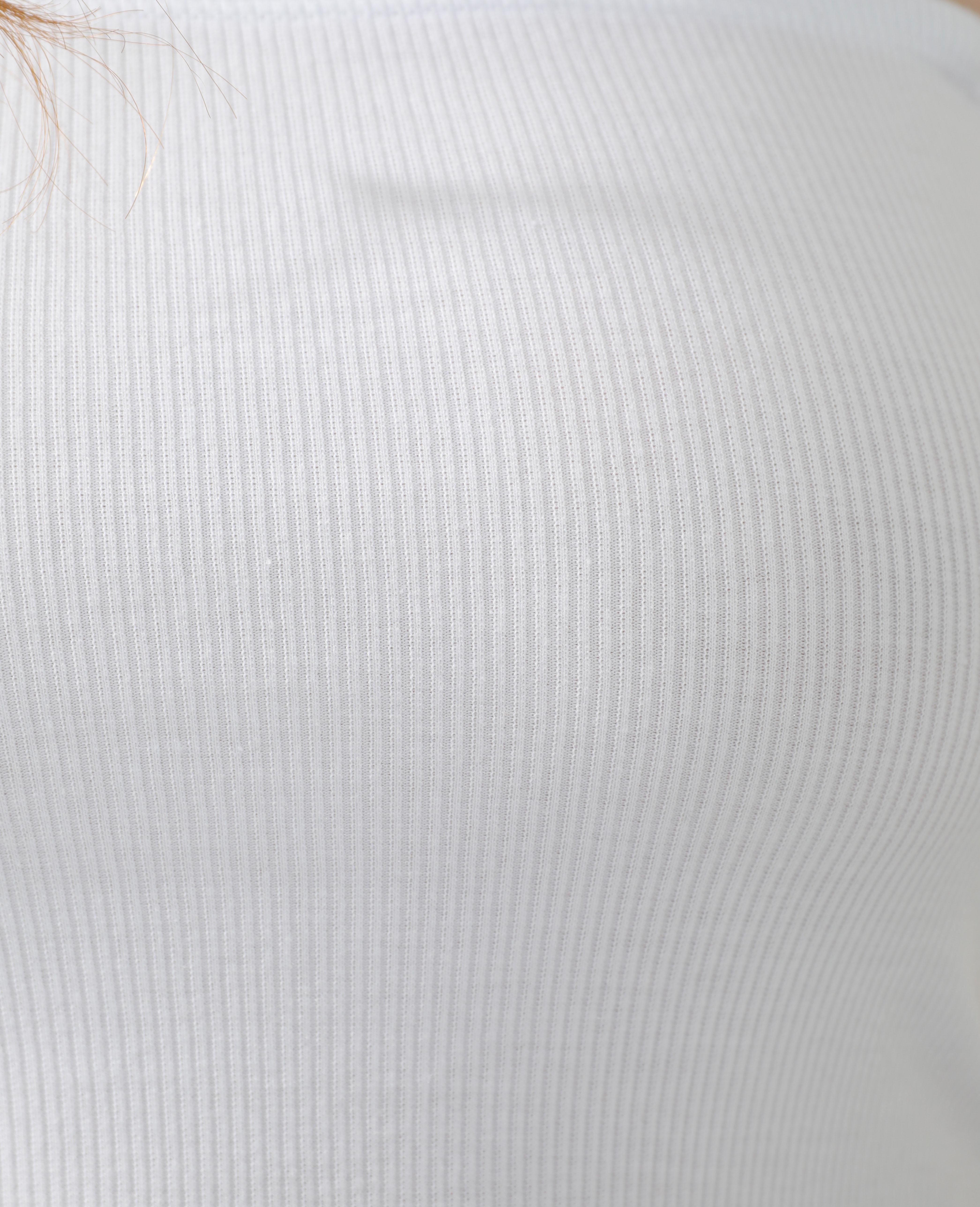 Débardeur basique blanc - Pimkie