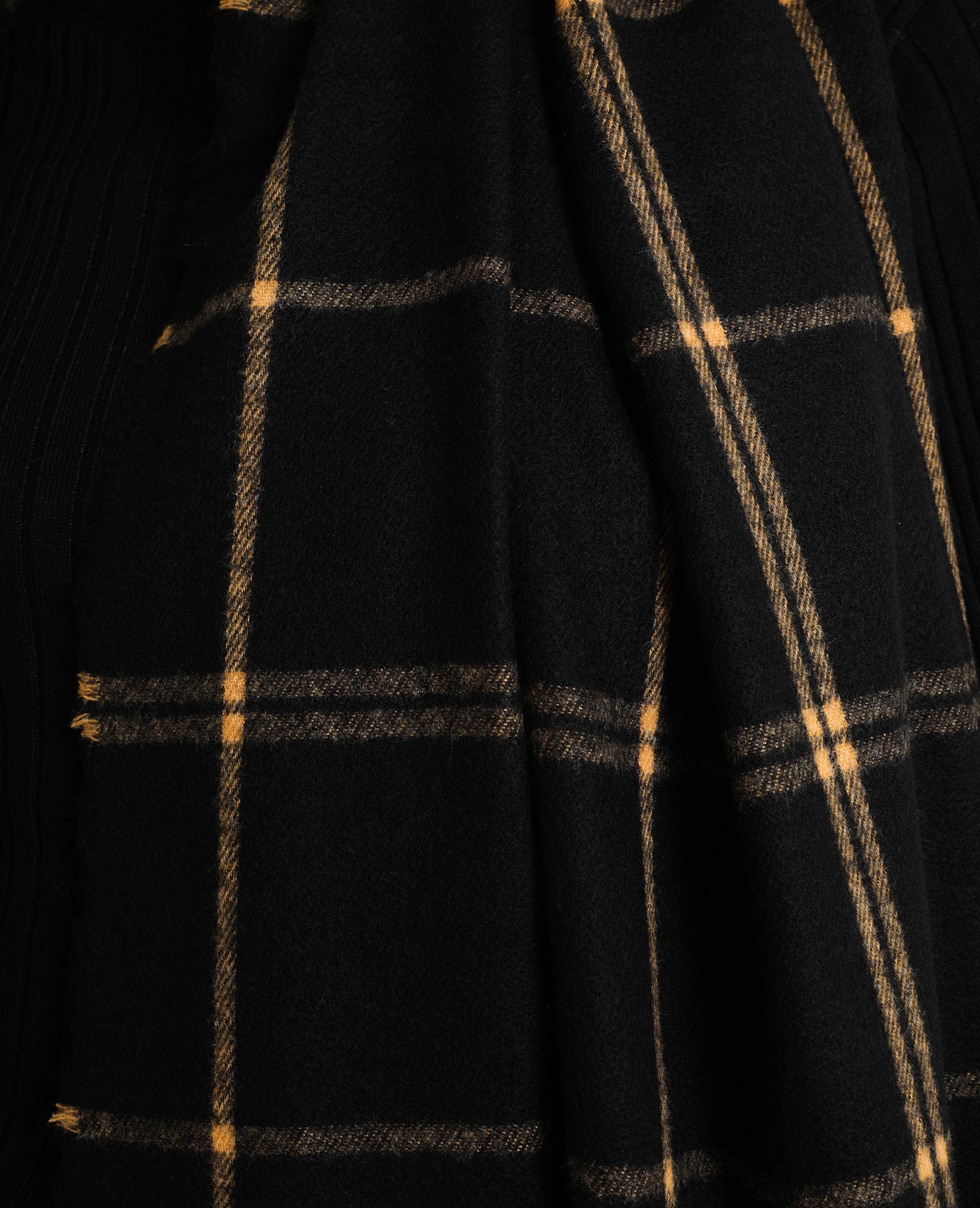 Echarpe fine noir - Pimkie