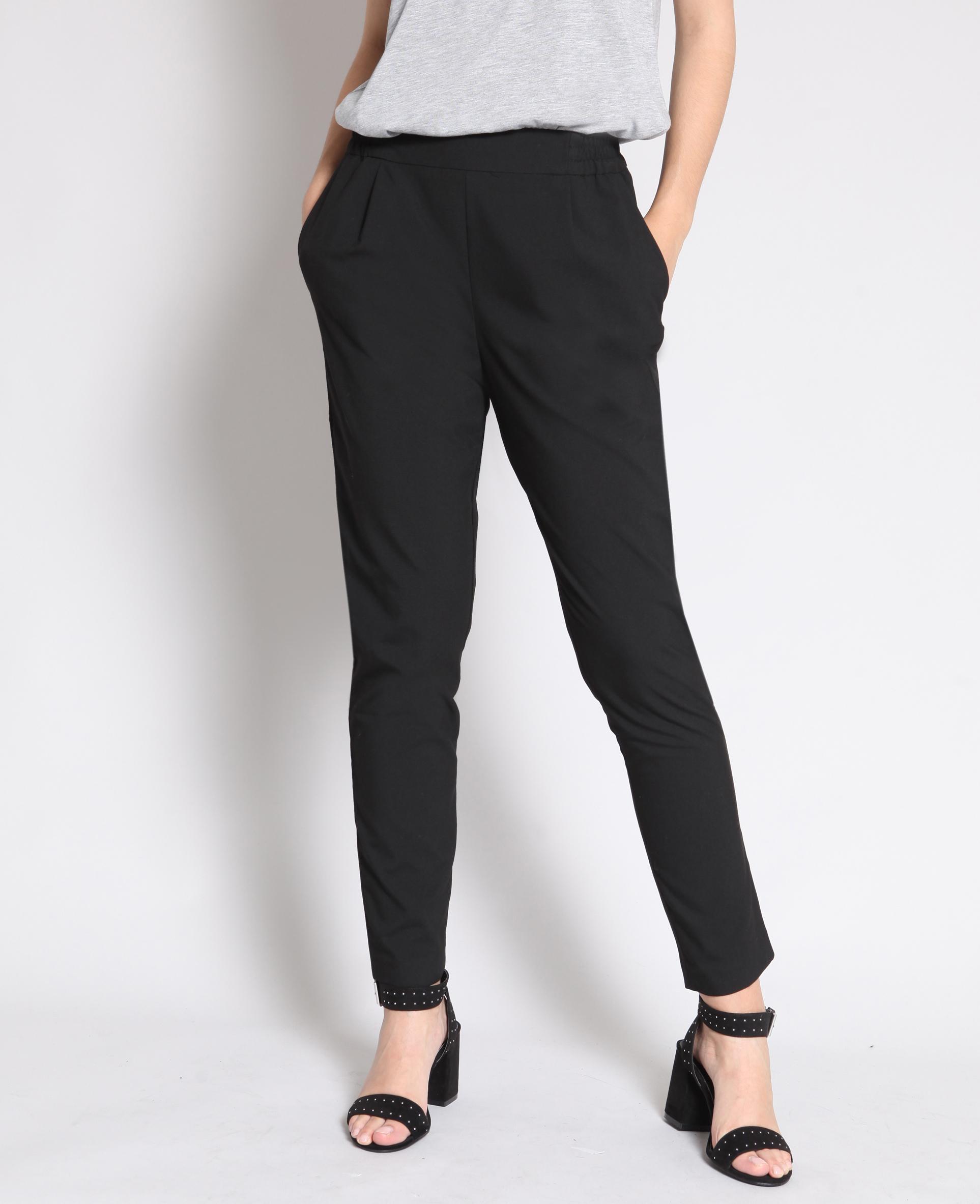 Pantalon city noir - Pimkie