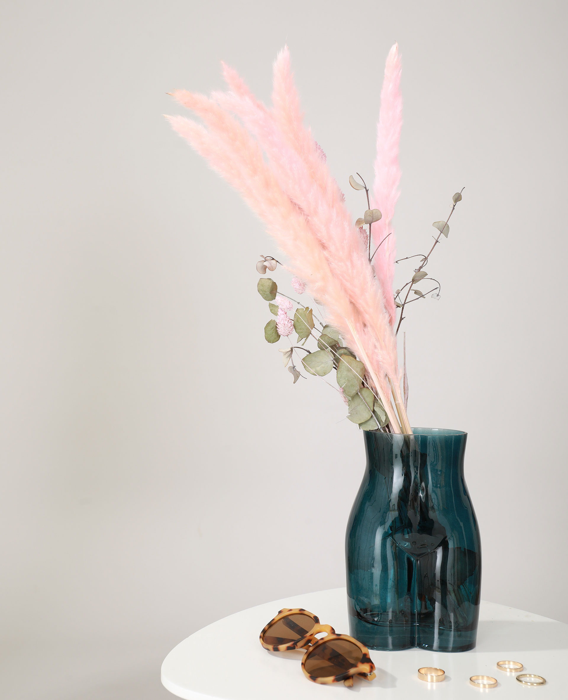Vase fesses bleu - Pimkie