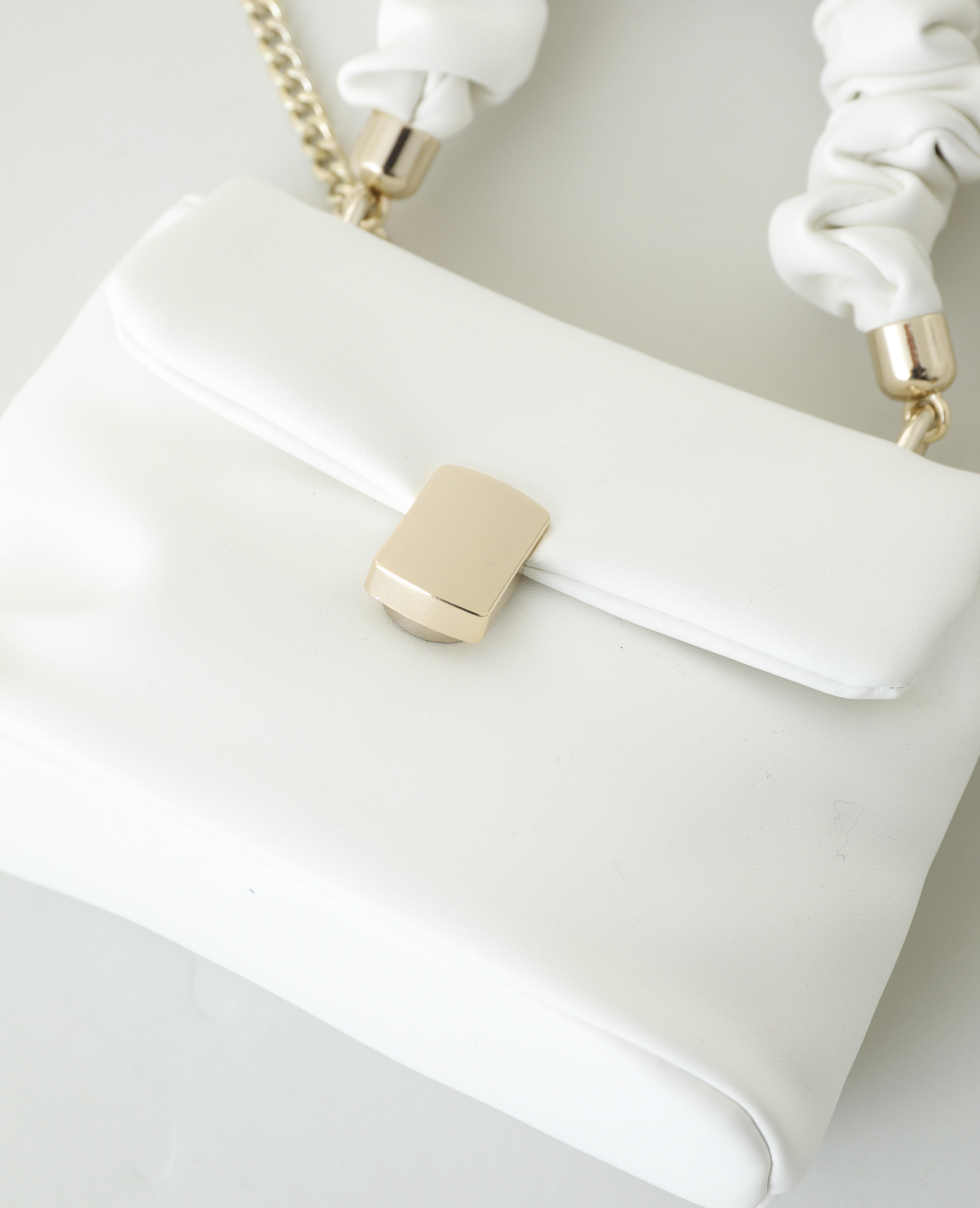 Mini sac à main blanc - Pimkie