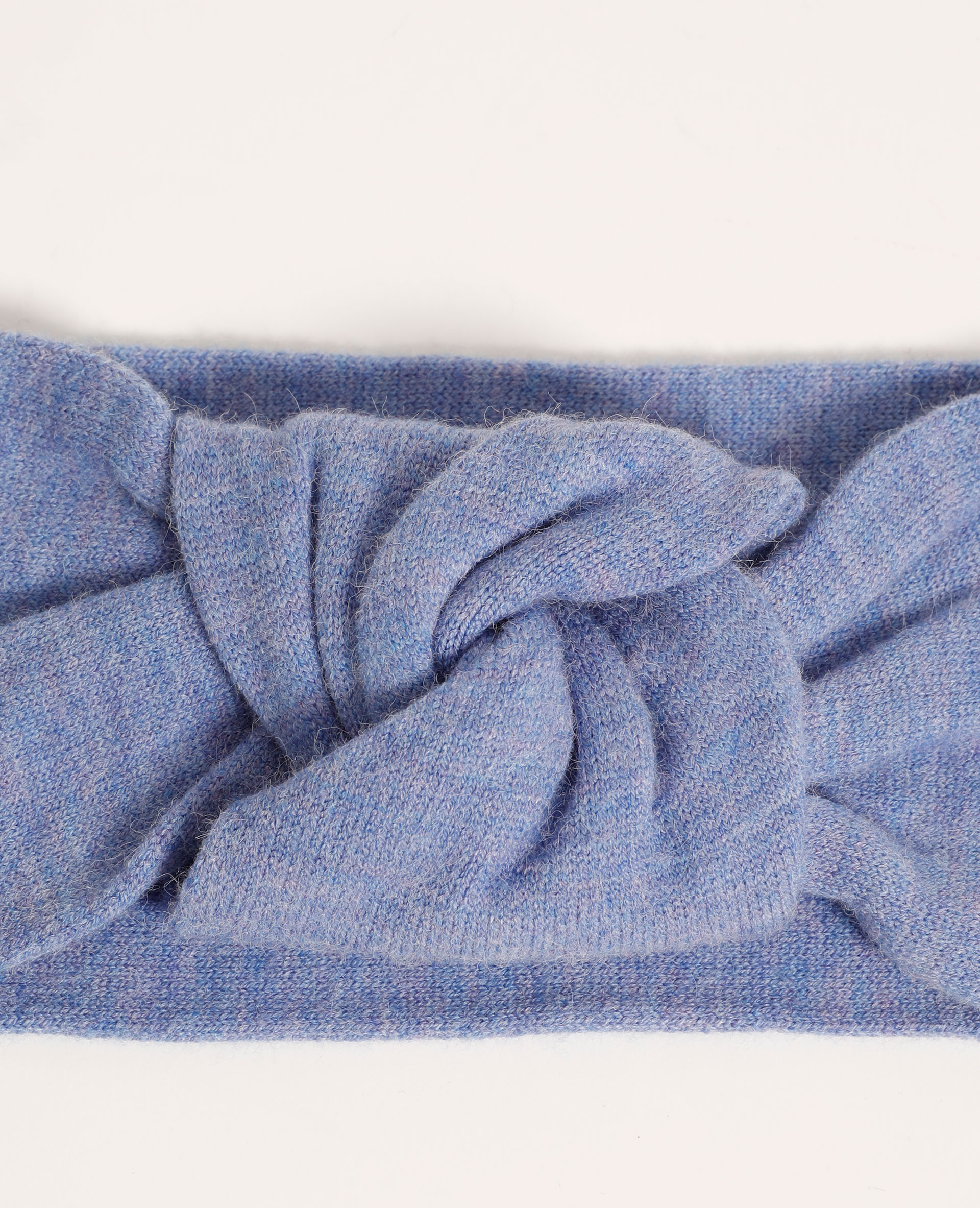 Headband tricot bleu ciel - Pimkie
