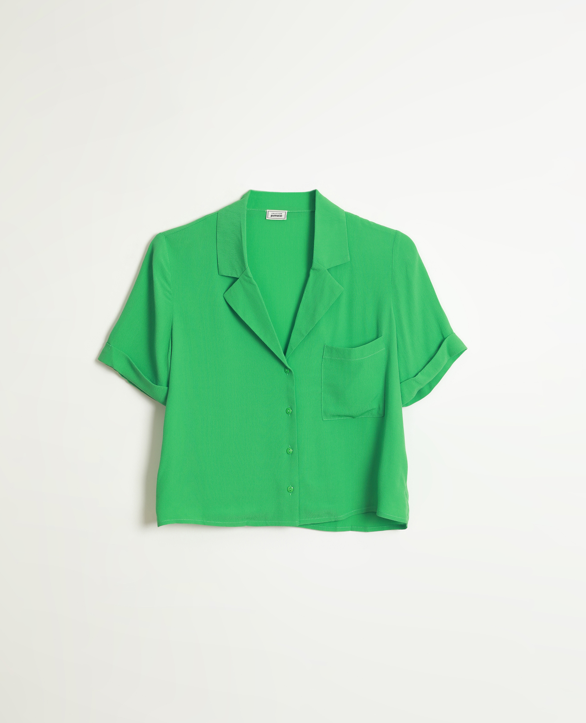 Chemise vert - Pimkie