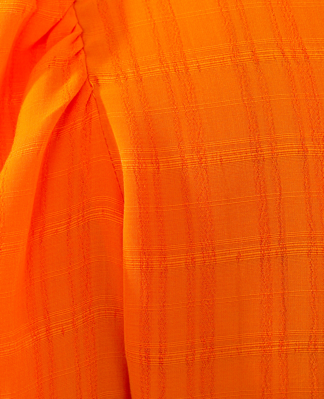 Top effet noué orange - Pimkie