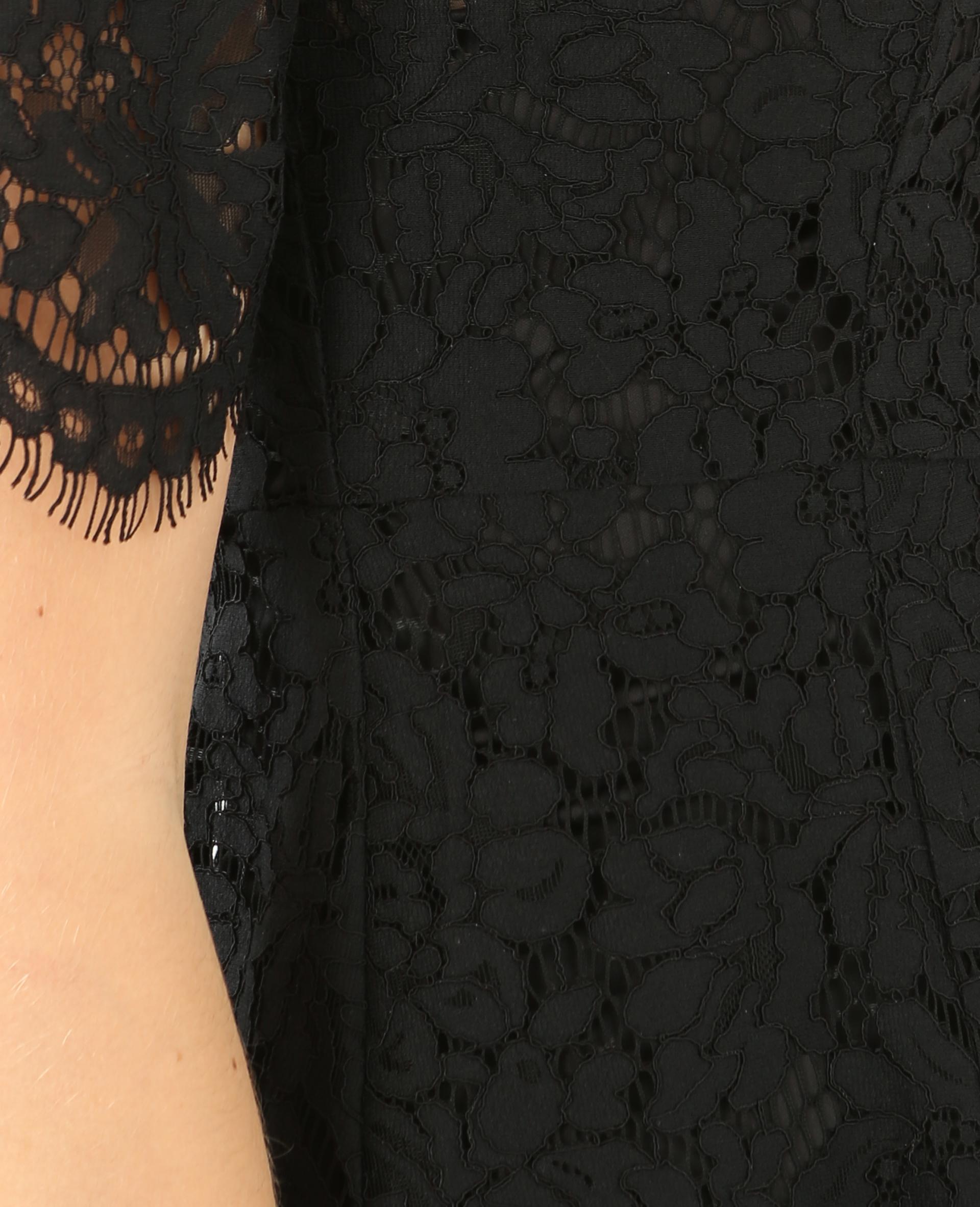 Robe en dentelle noir - Pimkie