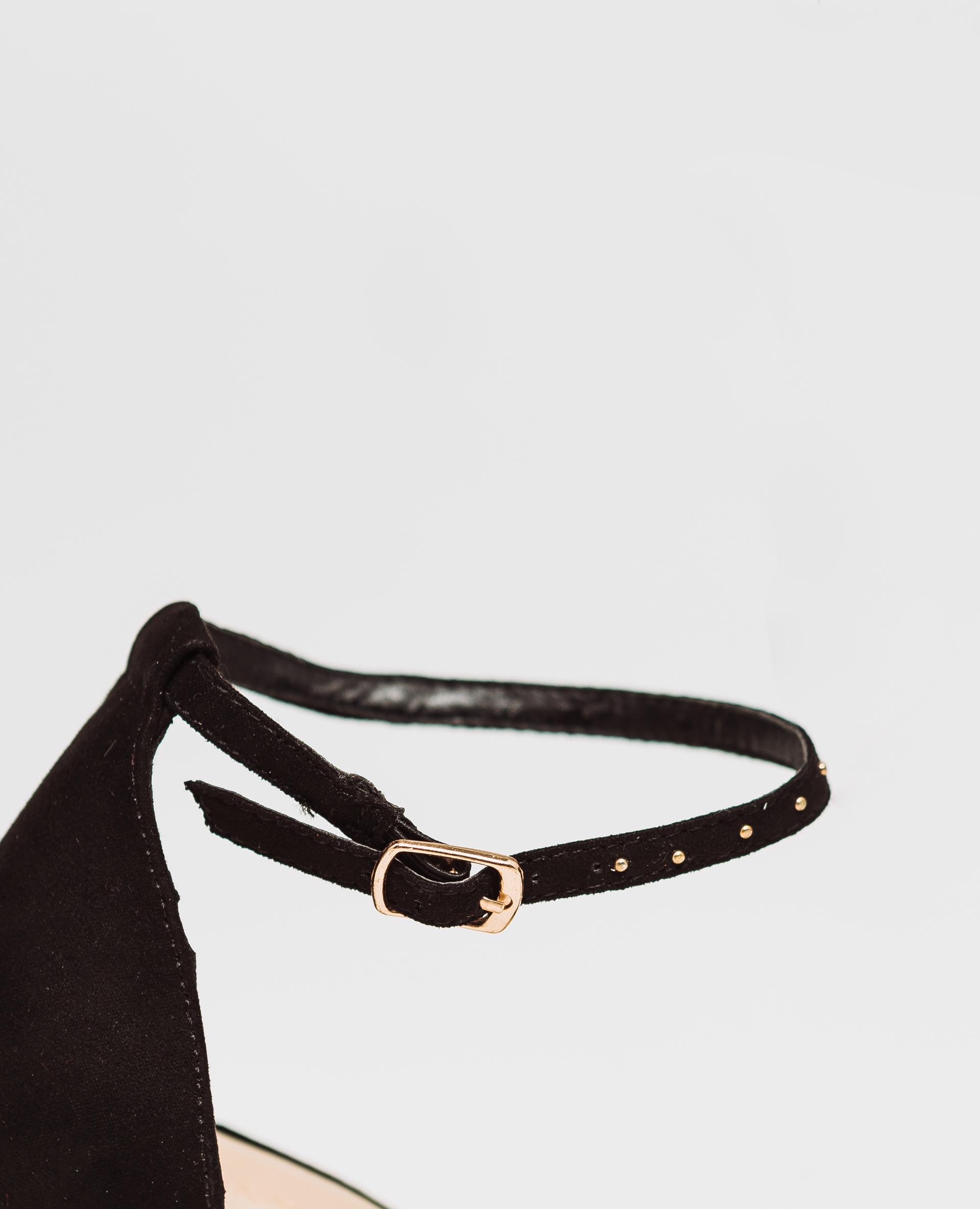 Sandales cloutées noir - Pimkie