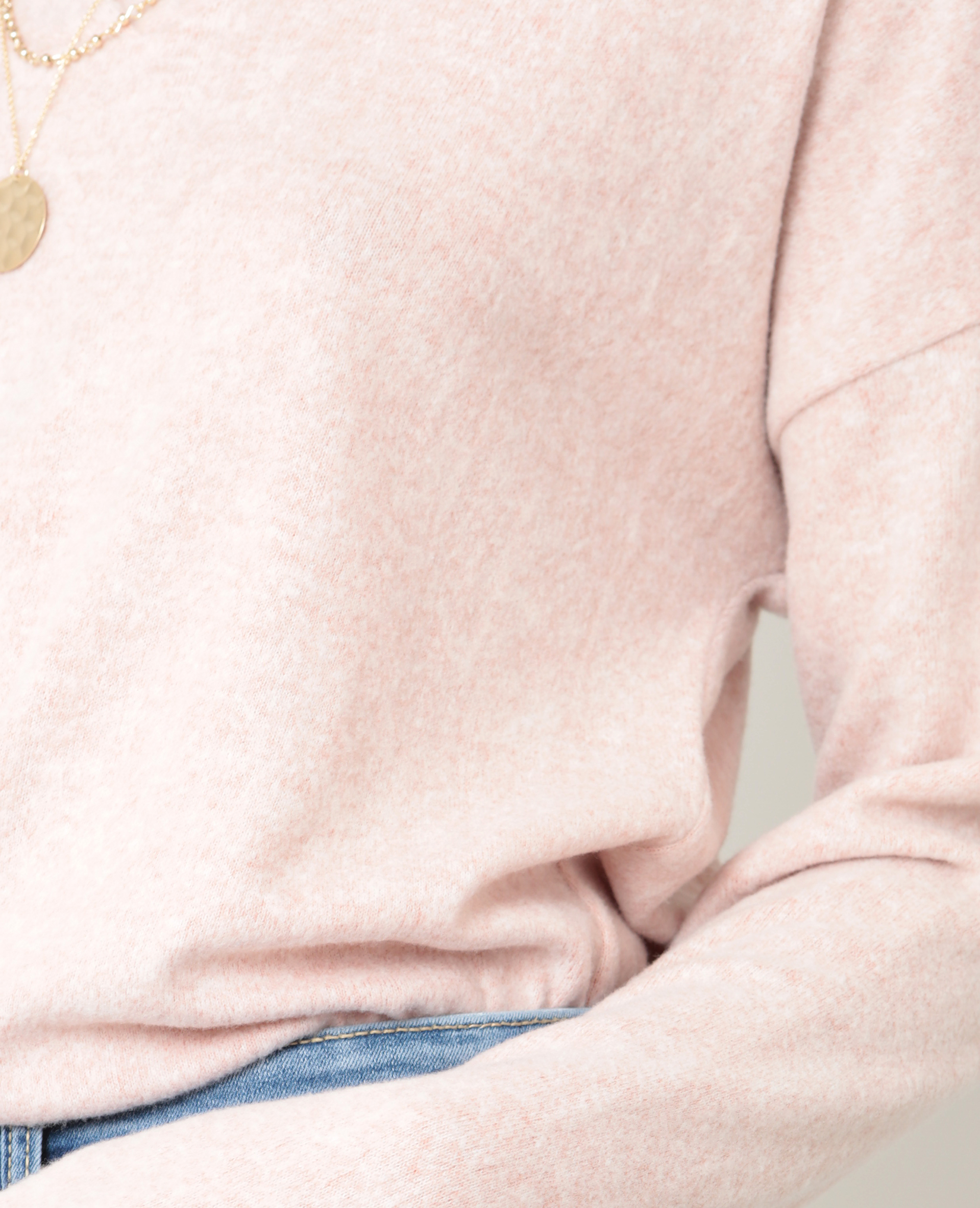 Pull doux rose - Pimkie
