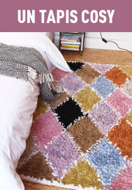 Un tapis cosy
