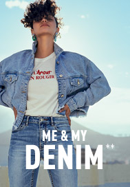 WE LOVE DENIM**